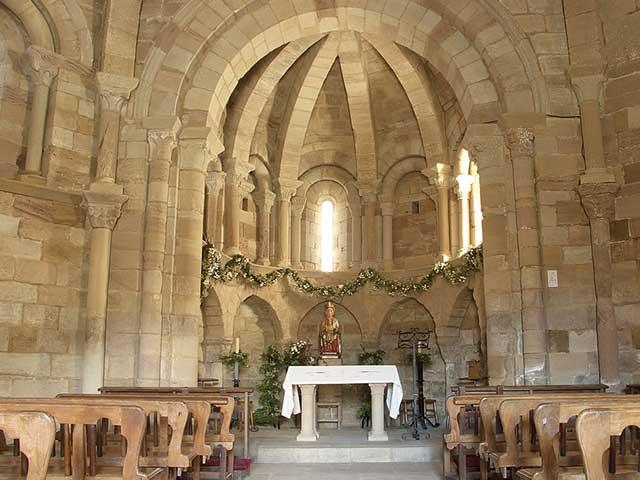 Romanesque-art